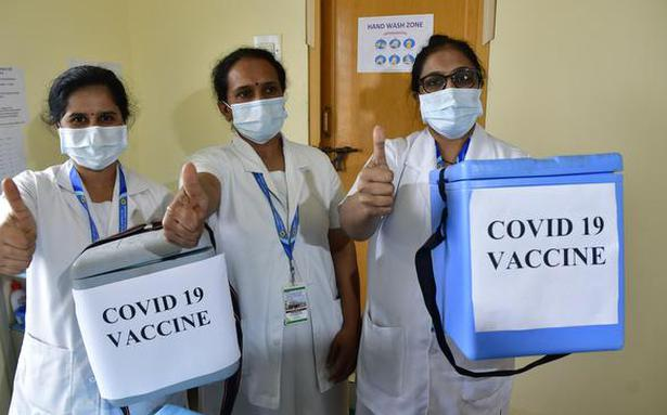 COVID-19 vaccine not for pregnant and lactating women yet: Health Ministry