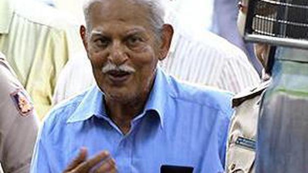 Varavara Rao gets bail in Surjagarh iron ore mine arson case