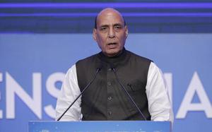 India would not balk at using force to defend itself, says Rajnath Singh