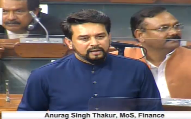 Parliament proceedings updates | Opposition using farmers for own political interests: Anurag Thakur