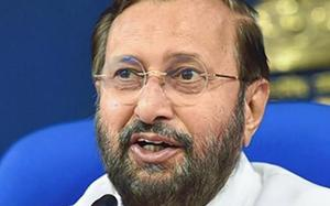 Forest cover up by 1%, says Javadekar