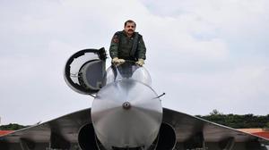 Air Marshal RKS Bhadauria is new IAF Chief