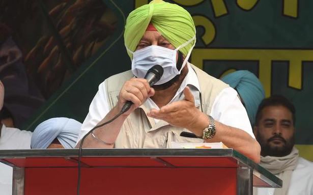 Dilli Chalo | Farmers' fight is just, says Punjab CM