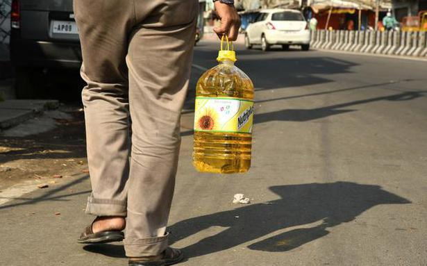 States told to help cut edible oil prices