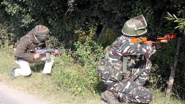 CRPF jawan, civilian killed in Sopore attack
