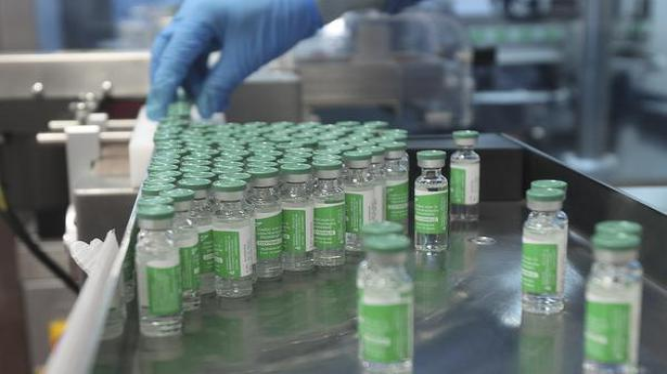 Coronavirus |  SII CEO calls on US to lift export embargo on vaccine raw materials