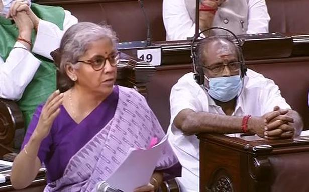 Government likely to introduce 2 key financial sector bills in parliament winter session