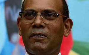 Kashmir is India's internal issue: Maldives ex-President Mohammed Nasheed