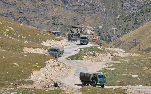 LAC standoff   If PLA comes close, Indian troops can fire: official