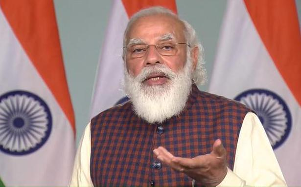 'Fasal Bima Yojana' benefitted crores of farmers: Modi