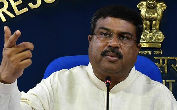 Pandemic opportunity to revive pending reforms in education, skill space: Dharmendra Pradhan