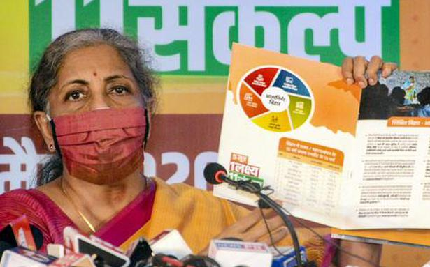 Bihar Assembly elections | BJP promises free COVID-19 vaccine in its manifesto