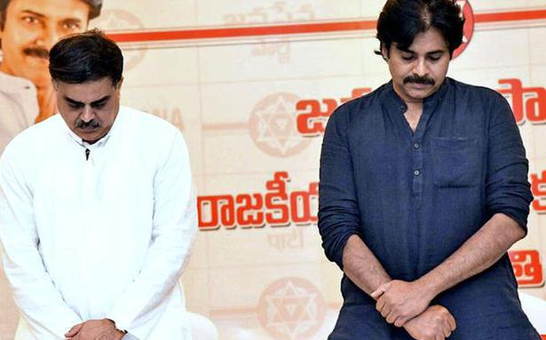 Jana Sena to mob Assembly during next session on farmers' issue