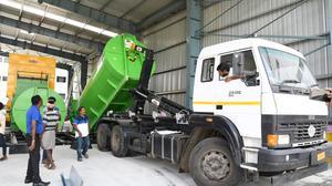 Tirupati gets eco-friendly garbage disposal system