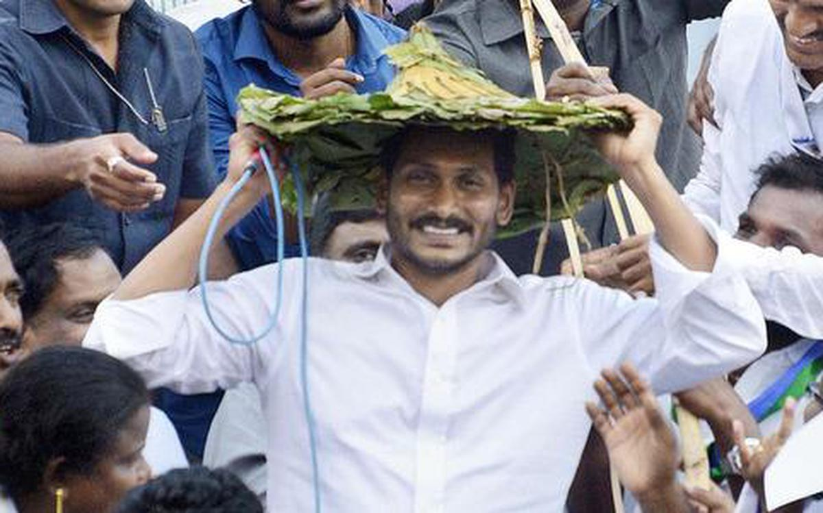 Jagan Mohan Reddy makes it after a 9-year wait - The Hindu