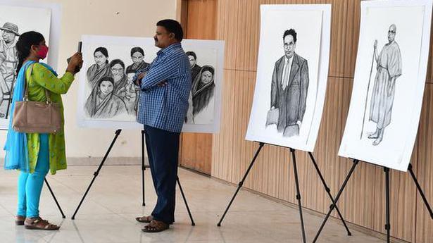 Ambedkar's contributions hailed on birth anniversary