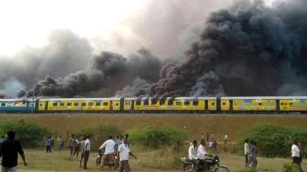 2016 Kapu quota agitation   Vijayawada railway court summons 40 in Tuni arson case