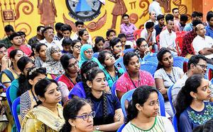 Experts clarify doubts at The Hindu EDGE session