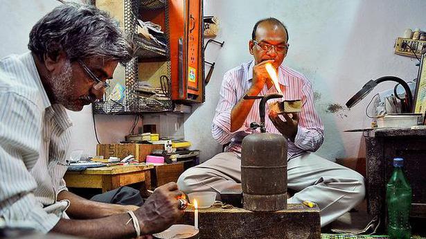 Cash Crunch Deals Another Blow To Goldsmiths The Hindu