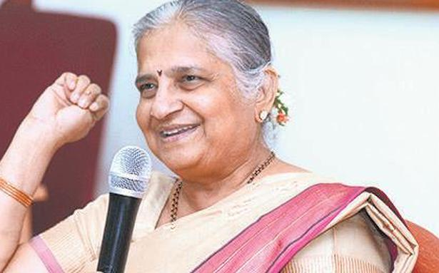 Image result for sudha murthy