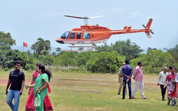 Heli-tourism comes to State