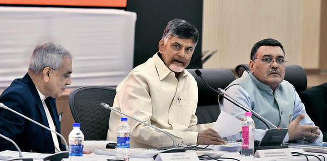 Officials of AP state curious over NITI Aayog