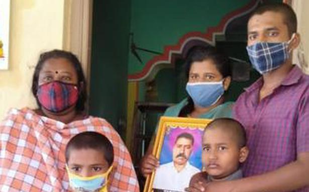 Coronavirus | Five children left to the care of a lone woman in Andhra pradesh