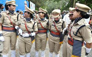 New dimension to police force