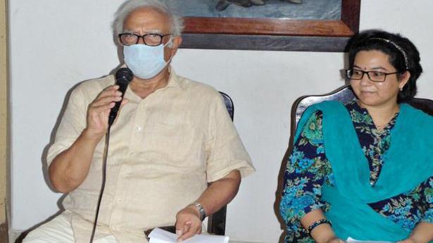 State govt. trying to grab lands of MANSAS Trust, alleges Ashok