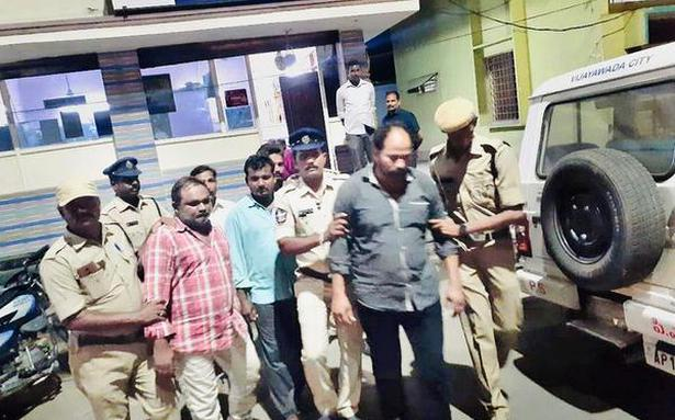 Five arrested for 'abusing' CM, Minister