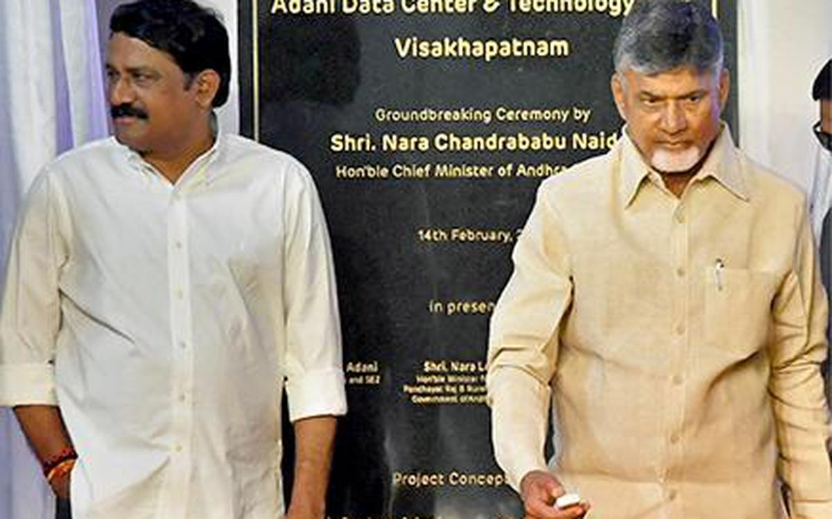 Adani Group may downsize its investment on Vizag data centre - The ...
