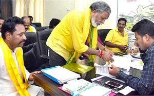 TDP erupts in anger over poll panel decision