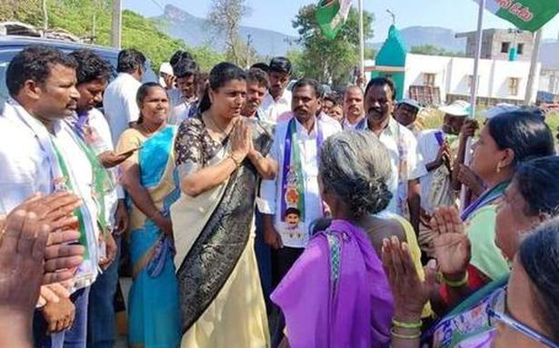 YSRCP on a unanimous winning spree in Chittoor, five municipalities