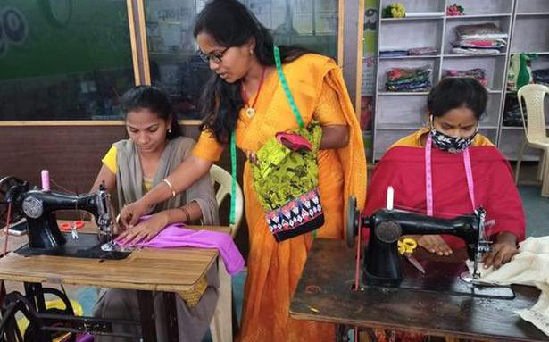 Helping impoverished girls stand on their own feet