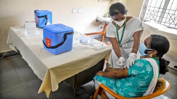 Jagan asks Modi for 25 lakh vaccine doses for Andhra Pradesh