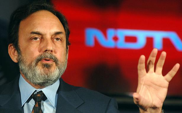 NDTV denies reports of takeover by SpiceJet