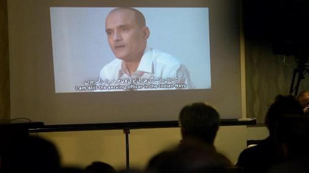 India assessing Kulbhushan Jadhav's consular access