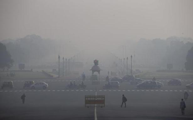 'India's air pollution rivals China's as world's deadliest'