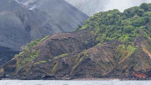 Why Did Barren Island Volcano Erupt Again The Hindu