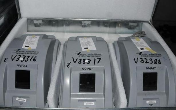 ECI issues letter of intent for purchase of 16,15,000 VVPAT units