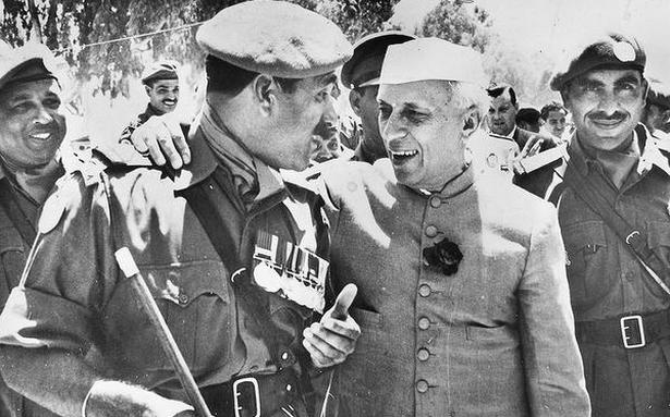 With Nehru writing to its PM, Israel gave arms to India in 1962