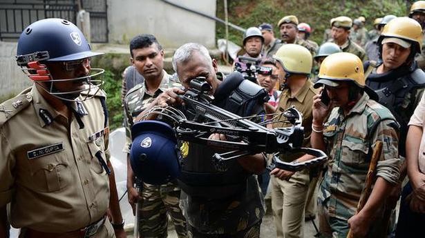 Centre for tripartite talks on Gorkha unrest