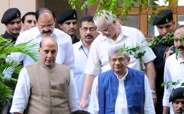 Presidential election: BJP seeks consensus without putting forward any names