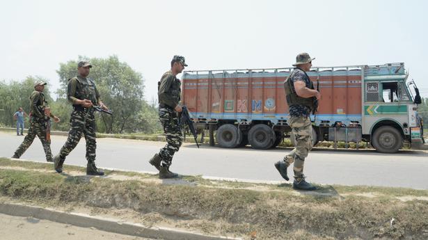 Firing stops at Srinagar school, 2 militants believed dead
