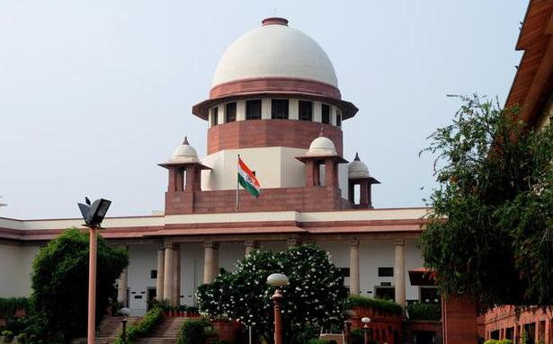 If personal data can be surrendered to private players, then why not to the State, asks SC