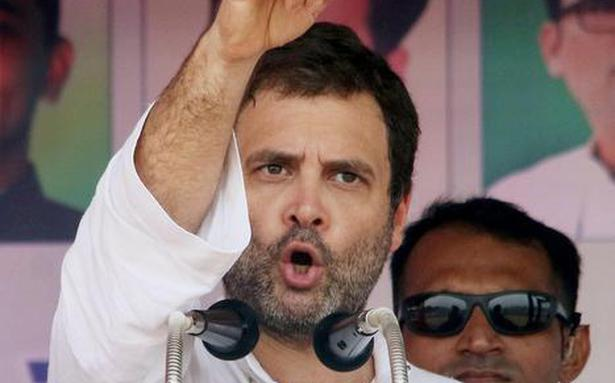 Decision to implement GST taken in haste, says Rahul
