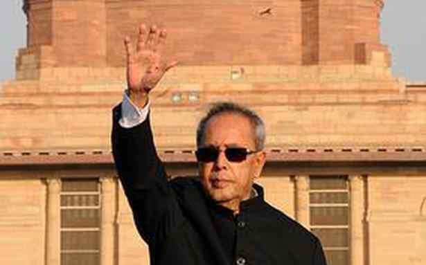 Pranab Mukherjee: From din and clamour of politics to a pragmatic role