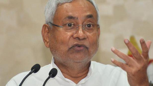 Nitish Kumar: A tale of U-turn
