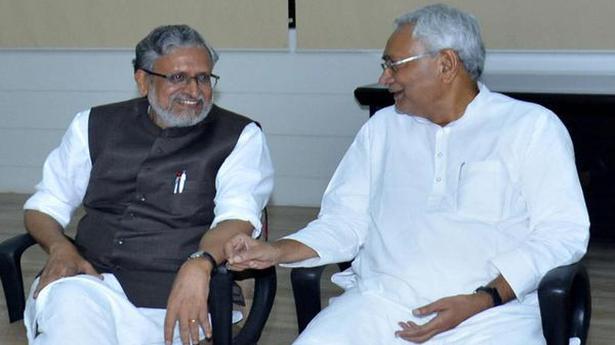 Nitish Kumar sworn-in as Bihar