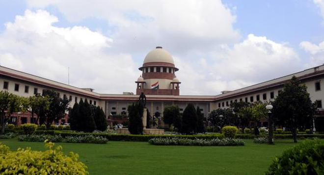 Plea Against Article 35a May Be Heard By Constitution Bench Says Sc